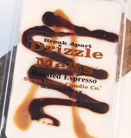 SWAN CREEK Drizzle Melts Roasted Espresso