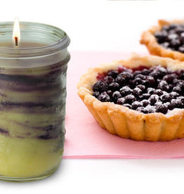 CANDLE CAFE Blueberry Muffins Candle