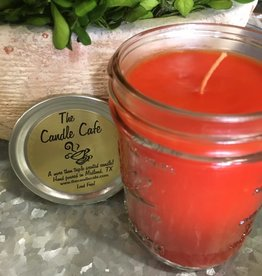 Tangerine Peach Candle