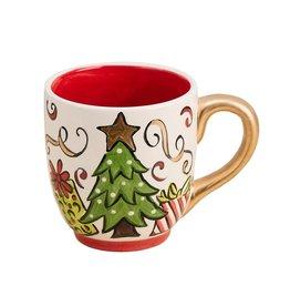 Most Wonderful Time Jumbo Mug