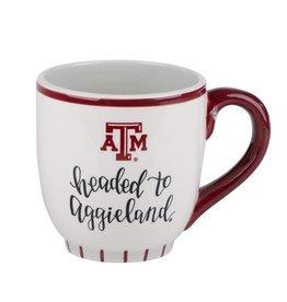 GLORY HAUS Texas A&M Collegiate Mug