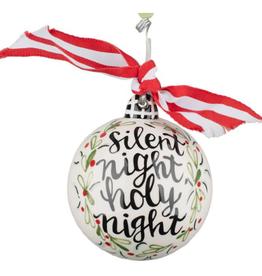 Silent Night Holy Night Ball O
