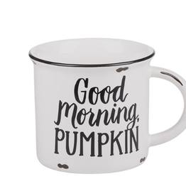 Moring Pumpkin Mug