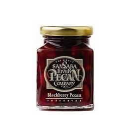 San Saba Blackberry Pecan Preserves