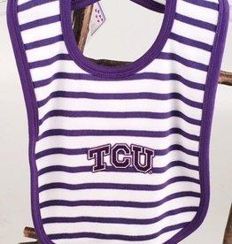 TCU Baby Bib