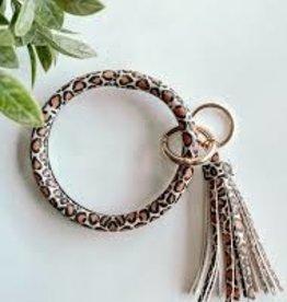 Key Ring Bracelet-