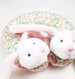 Beth the Bunny Travel Pillow