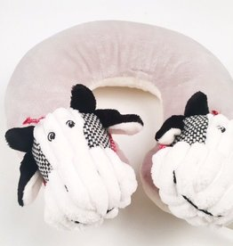 Buford the Cow Travel Pillow