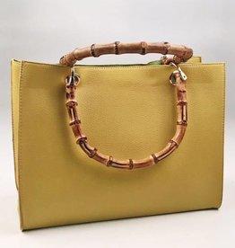 Spring Bamboo Handbag-