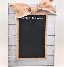 Verse Of The Week Board-