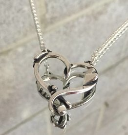 AG1095 Gone But Not Forgotten Necklace SS