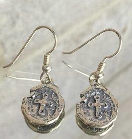 Anita Goudeau AG2052 I Surrender All Dangle Earrings SS