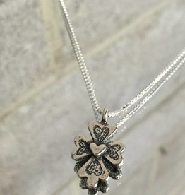 AG2053a Steadfast Heart Small Necklace
