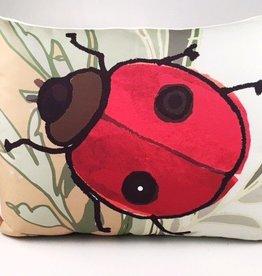 RLBHP 19x24 Pillow - Ladybug