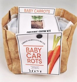 Baby Carrots Grow Kit