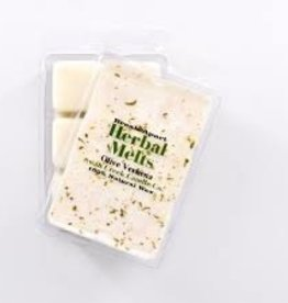 SWAN CREEK Drizzle Melts Olive Verbena