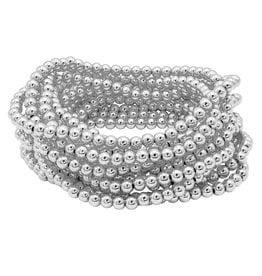 Splendid Iris 4mm Ball Bracelet-