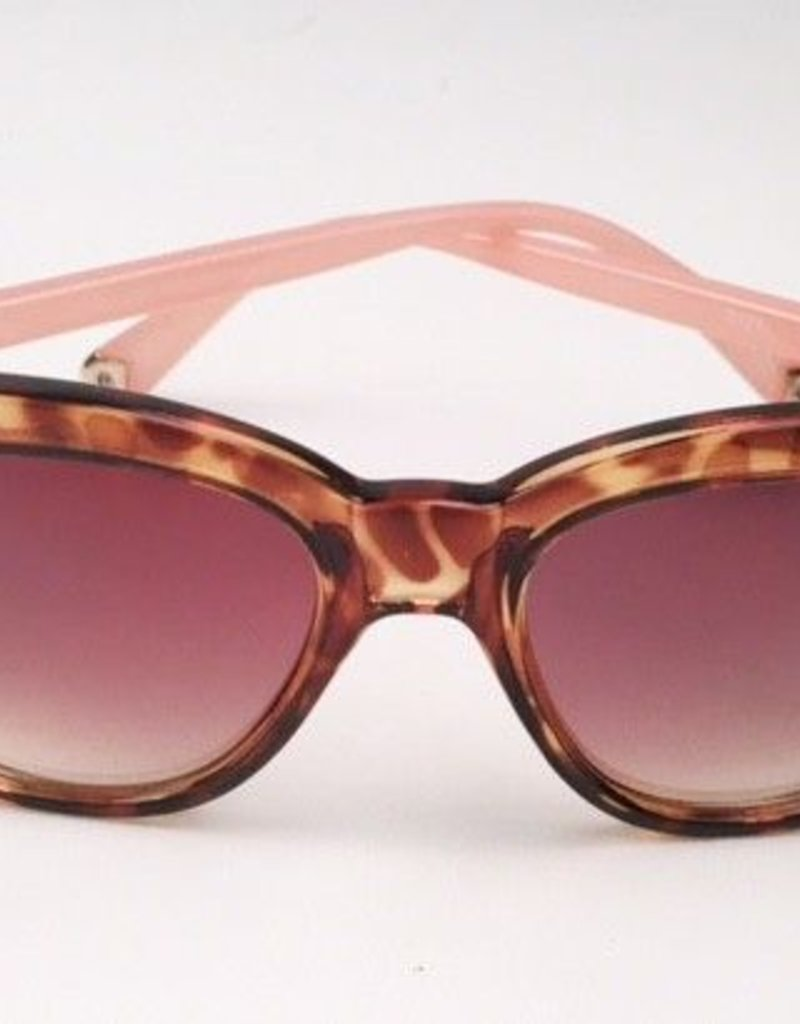 e36f7cbad4 Salmon Tortosie Shell Sunglasses - WOW Warehouse