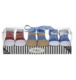 Maison Chic Socks Gift Set-
