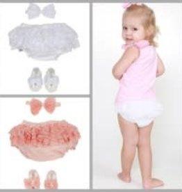Maison Chic Diaper Cover Set-