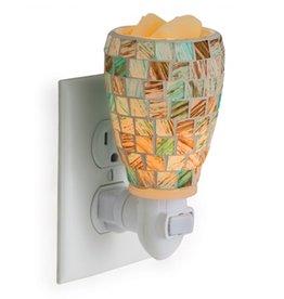 Pluggable Fragrance Warmer-Sea Glass