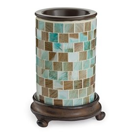 Mosaic Warmer-Sea Glass