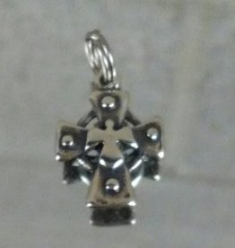 Anita Goudeau AG1135c Covenant Cross Charm SS