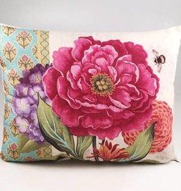 Bold Blossom Pillow 19x24