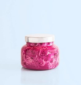 Magenta Paris Watercolor Jar-