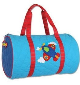 Quilted Duffle Airplane