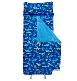 All Over Print Nap Mat - Shark