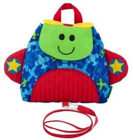 All Over Print Little Buddie Bag - Airplane