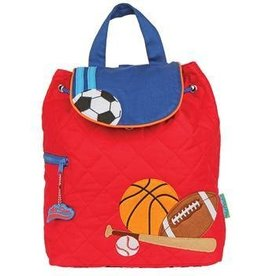 Quilted Back Pack - Sports