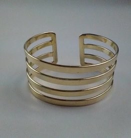 Anju Art Jewelry Gold Plated Bracelet