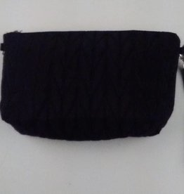 Quilted Crossbody Bag -