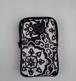 Georgia Print Simple Crossbody/Cellphone Bag