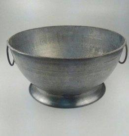 Large Zinc Champagne Bowl