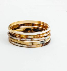 TRIBE&GLORY T&G Bangle Set-