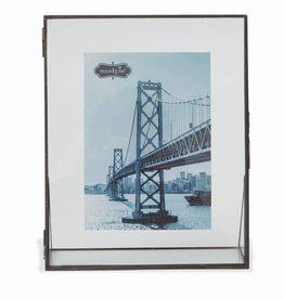 MUD PIE Large Glass Frame