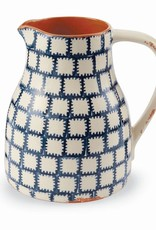 MUD PIE Bungalow Pitcher