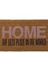 BLOOMINGVILLE Home Door Mat
