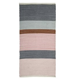 BLOOMINGVILLE Multi Color Stripe Rug