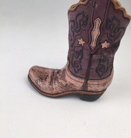 Cowgirl Boot Piggy Bank