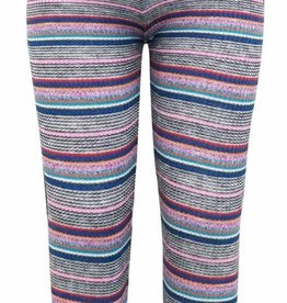Hannah Banana/Baby Sara Striped Leggings w/ Ruffled Sports Band