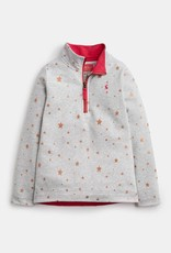Joules Fairdale Sweatshirt Grey Marl Star