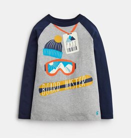 Joules Raymond Glow in the Dark Raglan Board Master