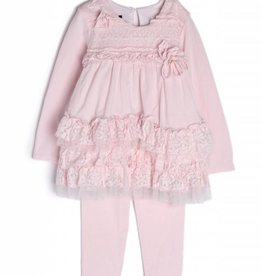 Isobella & Chloe Tickled Pink 2 PC Set