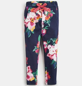 Joules Jazz Printed Jogger Pant Navy Floral
