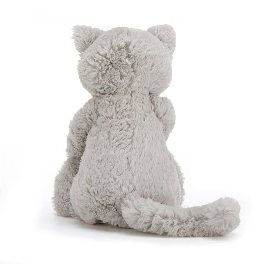 Jellycat Bashful Grey Kitty Small
