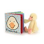 Jellycat If I Were A Duck Book